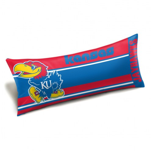 Kansas Jayhawks Body Pillow