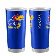 Kansas Jayhawks 20 oz. Travel Tumbler