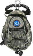 Kansas Jayhawks Camo Mini Day Pack