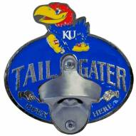 Kansas Jayhawks Class III Tailgater Hitch Cover