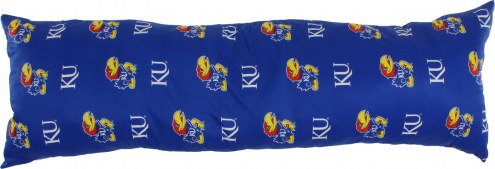 "Kansas Jayhawks 20"" x 60"" Body Pillow"