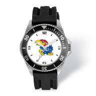 Kansas Jayhawks Collegiate Gents Watch