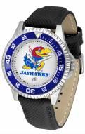 Kansas Jayhawks Competitor Men's Watch