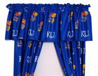 Kansas Jayhawks Curtains