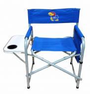 Kansas Jayhawks Director's Chair