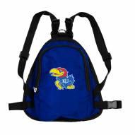 Kansas Jayhawks Dog Mini Backpack