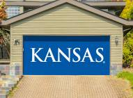 Kansas Jayhawks Double Garage Door Banner