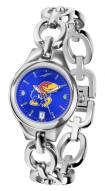 Kansas Jayhawks Eclipse AnoChrome Women's Watch