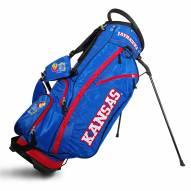 Kansas Jayhawks Fairway Golf Carry Bag