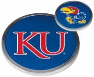 Kansas Jayhawks Flip Coin