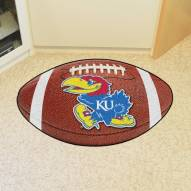 Kansas Jayhawks Football Floor Mat
