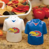 Kansas Jayhawks Gameday Salt and Pepper Shakers