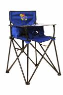 Kansas Jayhawks High Chair