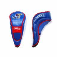 Kansas Jayhawks Hybrid Golf Head Cover