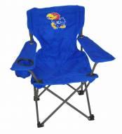 Kansas Jayhawks Kids Tailgating Chair