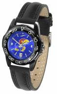 Kansas Jayhawks Ladies Fantom Bandit AnoChrome Watch