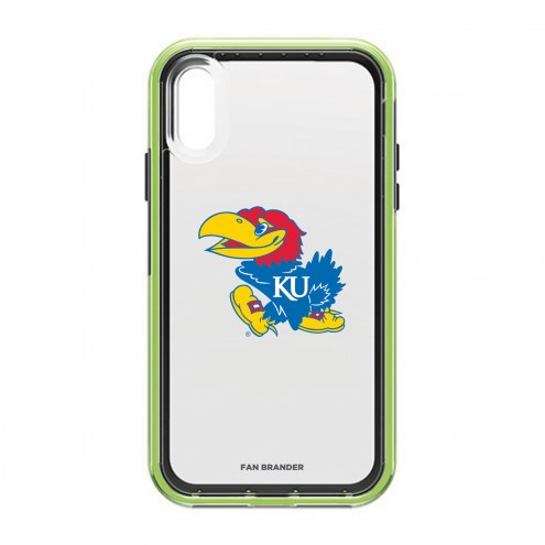 Kansas Jayhawks LifeProof iPhone XR Slam Case