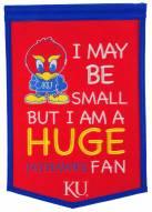 Kansas Jayhawks Lil Fan Traditions Banner