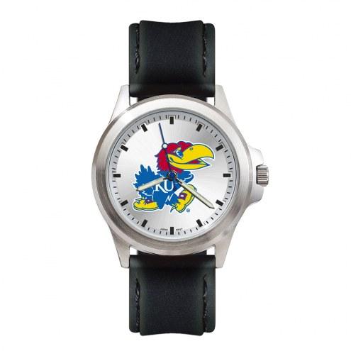 Kansas Jayhawks Fantom Men's Sport Watch