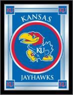Kansas Jayhawks Logo Mirror