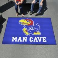 Kansas Jayhawks Man Cave Ulti-Mat Rug