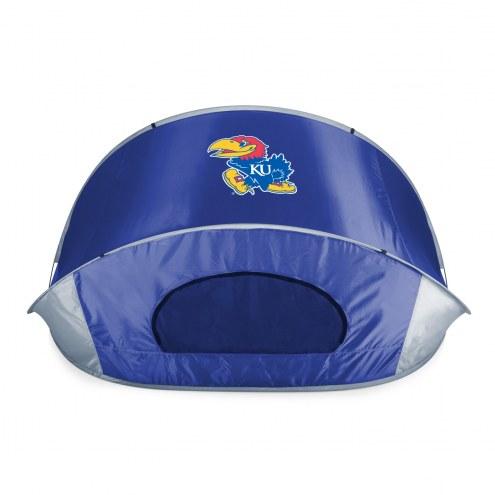 Kansas Jayhawks Manta Sun Shelter