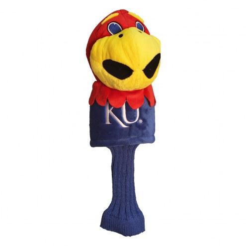Kansas Jayhawks Mascot Golf Headcover
