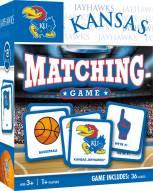 Kansas Jayhawks Matching Game