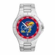 Kansas Jayhawks Men's Pro II Watch