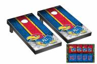 Kansas Jayhawks Mini Cornhole Set