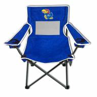 Kansas Jayhawks Monster Mesh Tailgate Chair