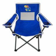 Kansas Jayhawks Monster Mesh Tailgate Chair