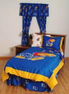 Kansas Jayhawks Bed in a Bag