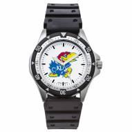 Kansas Jayhawks Option Sport Watch