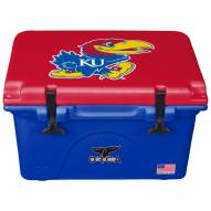 Kansas Jayhawks ORCA 26 Quart Cooler
