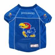 Kansas Jayhawks Pet Jersey