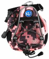 Kansas Jayhawks Pink Digi Camo Mini Day Pack