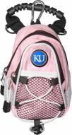 Kansas Jayhawks Pink Mini Day Pack