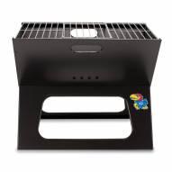 Kansas Jayhawks Portable Charcoal X-Grill
