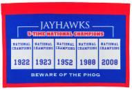 Kansas Jayhawks Rafter Raiser Banner