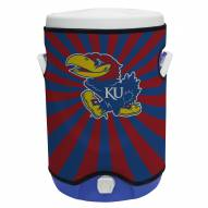 Kansas Jayhawks Rappz 5 Gallon Cooler Cover (Cooler not included)