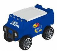 Kansas Jayhawks Remote Control Rover Cooler