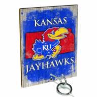 Kansas Jayhawks Ring Toss Game