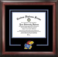 Kansas Jayhawks Spirit Diploma Frame
