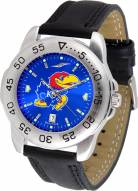 Kansas Jayhawks Sport AnoChrome Men's Watch