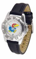 Kansas Jayhawks Sport Women's Watch
