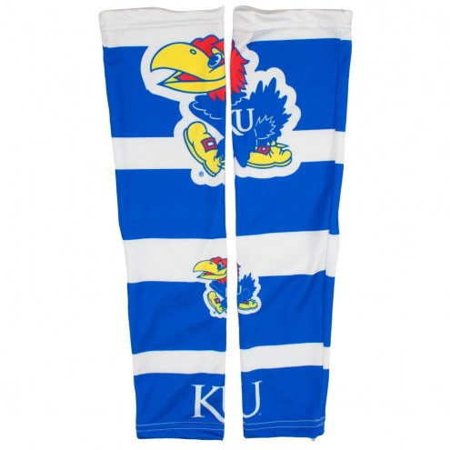Kansas Jayhawks Strong Arm Sleeves