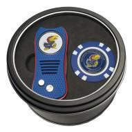 Kansas Jayhawks Switchfix Golf Divot Tool & Chip