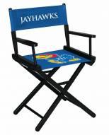 Kansas Jayhawks Table Height Director's Chair