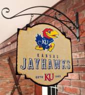 Kansas Jayhawks Tavern Sign